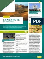 Lanzarote Reisefuehrer