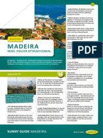Madeira Reisefuehrer