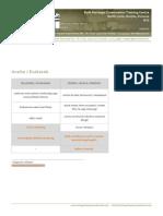 BHCT 2013 Tools Postgrads