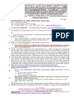 20140318-G. H .Schorel-Hlavka O.W.B. to A. A. Rahman & Mr Tony Abbott PM- Re MISSING PLANE