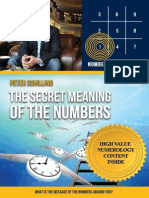 The Secret Meaning of the Numbers
