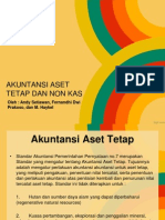 ASP Akuntansi Aset Tetap Dan Non Kas