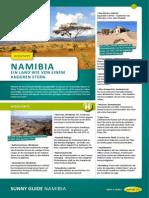 Namibia Reisefuehrer