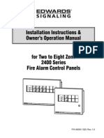 2400 Series Fa Manual