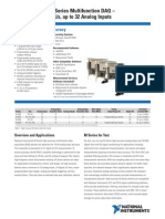 NI PCI 6289 M Series Multifunction DAQ