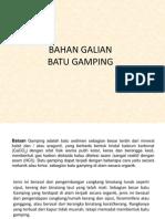 4. Gamping