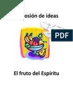 Explosion de Ideas-el Fruto