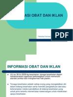 Informasi Obat Dan Iklan (20