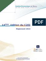 Reglement c2ei 2014 Reims