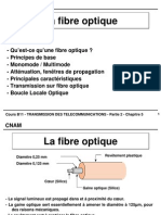 La fibre optique