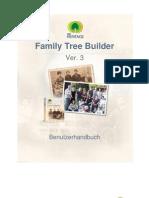 Family Tree Builder User Guide 4.0 Deutsch