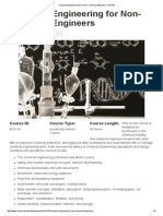 Chemical Engineering for Non-Chemical Engineers _ AIChE