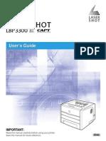 Lbp3300 en Manual 2