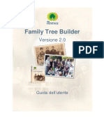 Family Tree Builder User Guide 4.0 Italian