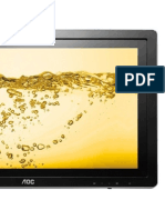 mySmart All-in-One monitors from AOC now available