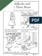 Unit 8 - Goldilocks and the Three Bears