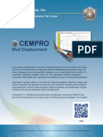 CEMPRO | Mud Displacement Software