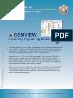 CEMVIEW   Cementing Engineering Toolbox