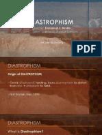 Diastrophism m5