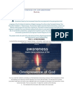 MUSINGS on AWARENESS-Interconnectedness - Trusteeship