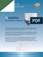 CWPRO   Casing Wear Prediction Software