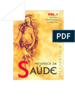 Vol. 1 Luiz a1 Gasparetto Metafisica Da Saude Vol i