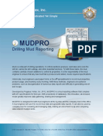 MUDPRO | Drilling Mud Reporting Software