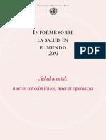 Informe 2001 Ops