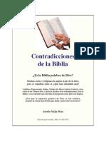 AurelioMejía-ContradiccionesdelaBiblia,Julio2011