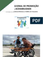 Dia Pessoa com Deficiência - 2012