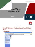 Cara Install Dan Login LMT 3G
