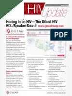 Gilead eNewsletter SpEd KOL L07