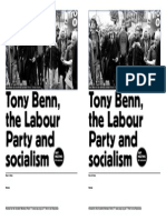 Benn the Labour Party and Socialism