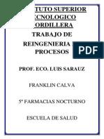 reingenieria de procesos paso definicion de soluciones.docx