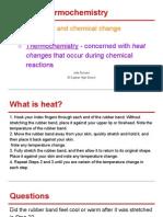 chemistry energy and heat