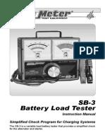 23920412 SB 3 Battery Load Tester