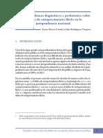 Yvana Novoa y Julio Rodríguez - Algunos problema dogmáticos y probatorios sobre el enriquecimiento ilícito