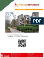 Brochure Wal 215 te Veldhoven