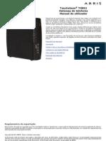 TG862AS User Guide Standard1-4 PT