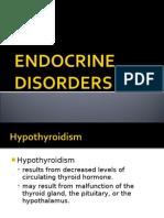 Endocrine Patho Ogena