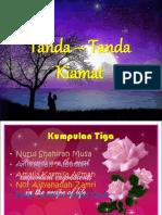 Tanda – Tanda Kiamat 3 farah 1btn