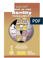 The Reality of Tasawwuf