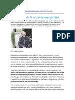 Semiología de la arquitectura porteña