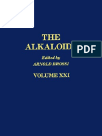 35982782 the Alkaloids Chemistry and Pharmacology Volume 21 1983 Arnold Brossi ISBN 0124695213