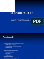 Presentacion de Sopuroxid 15
