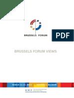 Brussels Forum Views