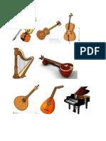 English Instruments Damia