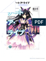 Date a Live Light Novel Vol. 1