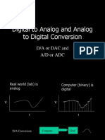 Adc Dac Converter