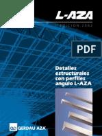 Detalles Estructurales Con Perfiles Angulo L-Aza, Chile, 2002. 24p.